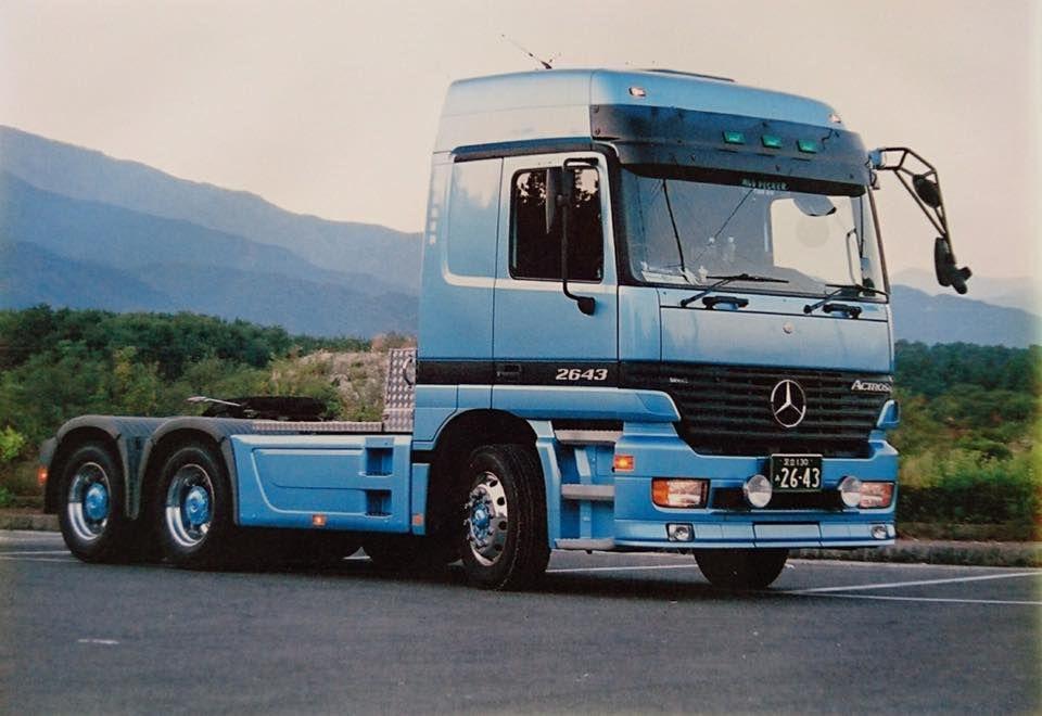 Mercedes-Benz Actros 2643 | Mercedes-Benz Trucks | Lkws und Lkw