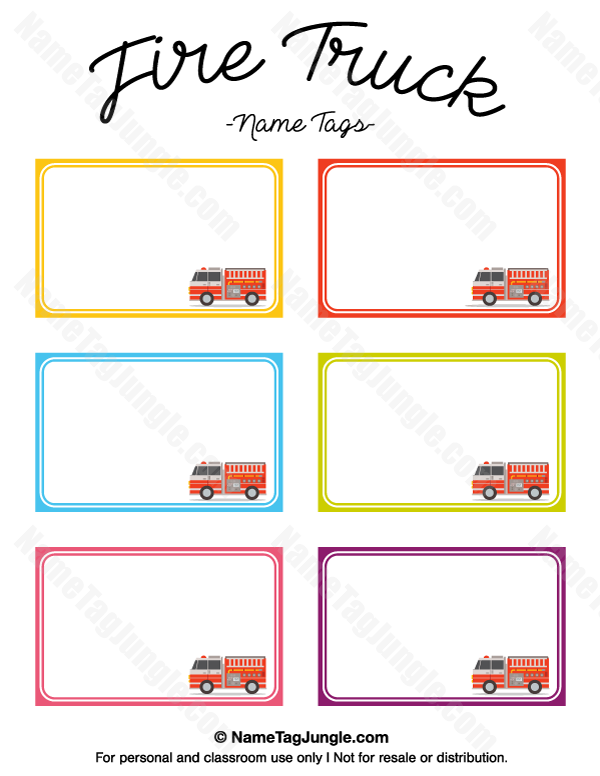 Free Printable Western Name Tags The Template Can Also Be Used