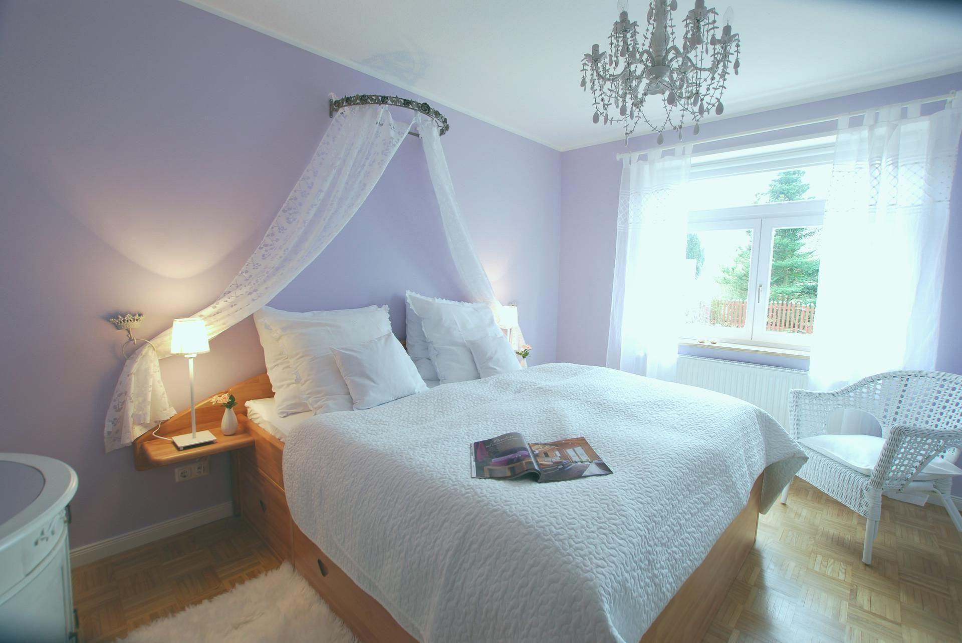 Schlafzimmer Einrichten Romantisch Schlafzimmer