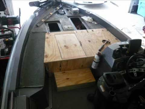 Aluminum Fishing Boat Restoration