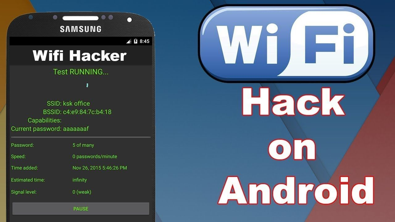 Hack wifi with android best wifi hacking apps wifi