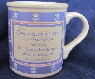 MugMates Successful Woman Mug from Hallmark