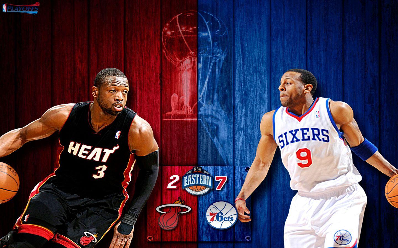 Philadelphia 76ers vs Miami Heat Live Streaming Free TV