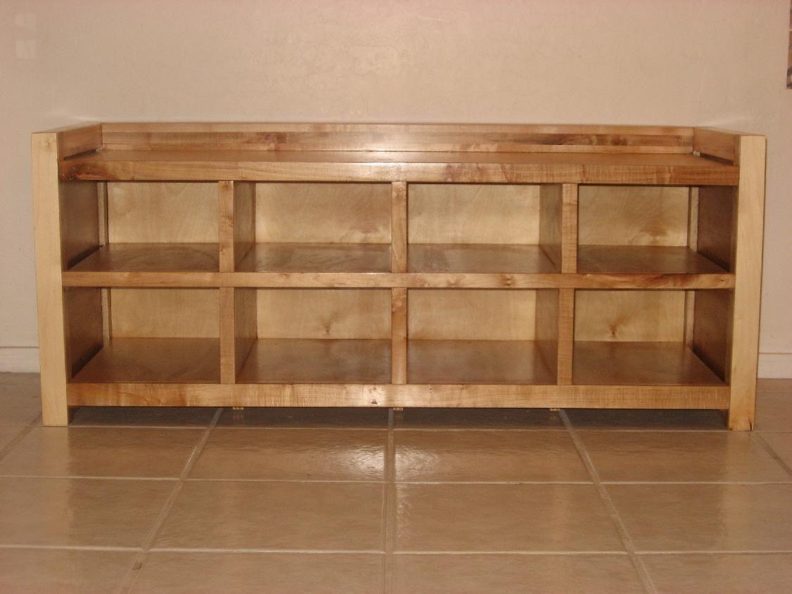 Do it yourself do it yourself pinterest shoe rack woodworking diy shoe organizer solutioingenieria Gallery