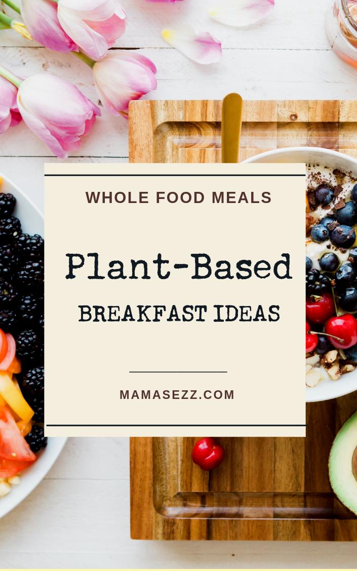 Plant Based Breakfast Ideas images