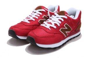 Yxzs Herren Schuhe New Balance Nb Ml574pbr Rucksack Retro Rot Braun New Balance Mens Shoes Sale New Balance Sneaker