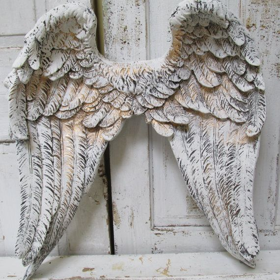 Decorative Wall Hanging Angel Wings : Custom order for pj do not purchase angel wings wall decor