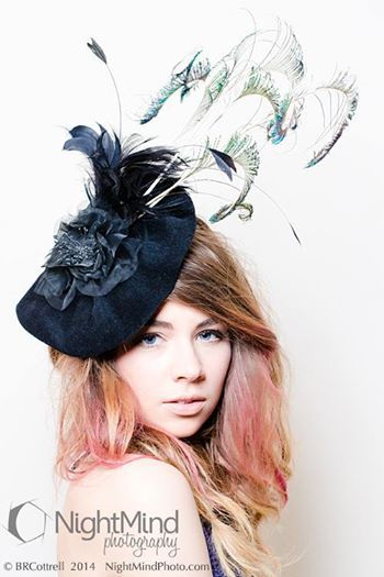 e152b2a533d Polly Singer Couture Hats and Veils - Kentucky Derby Ladies Hats ...