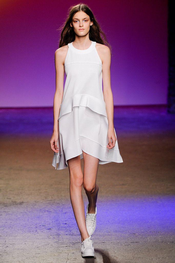 Lujoso Vestidos De Dama York Ideas Ornamento Elaboración Festooning ...