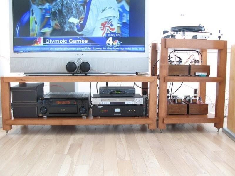 Audio Rack Woodworking Plans Hifi