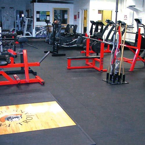 Rubberlock Floor Tiles All Sizes Per Sf Home Gym Flooring Gym