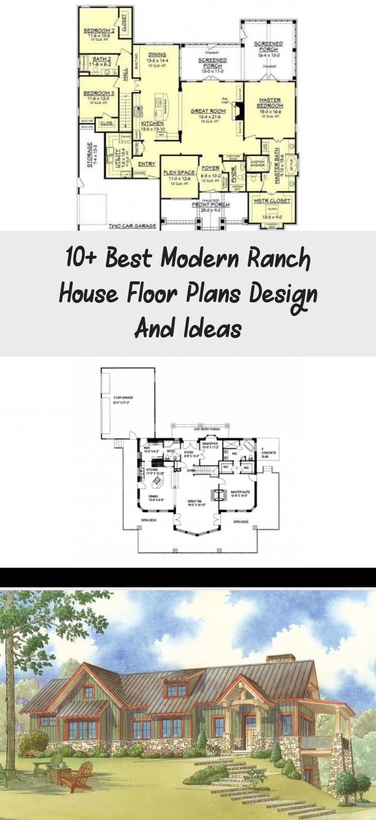 Looking For Ranch House Floor Plans House Plans I Recommend This Site Best Picture And G Ranch House Floor Plans Home Design Floor Plans House Floor Plans