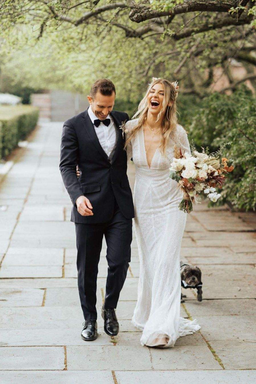 Summer Gown From Bhldn Modest Wedding Dresses Ball Gown Column Wedding Dress Modest Wedding Dresses [ 1349 x 899 Pixel ]