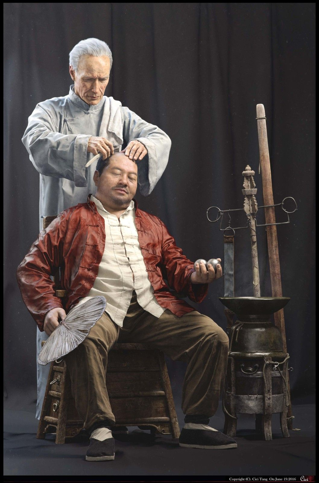 Exotic Experience, Mengxi Tang on ArtStation at https://www.artstation.com/artwork/1BPwq