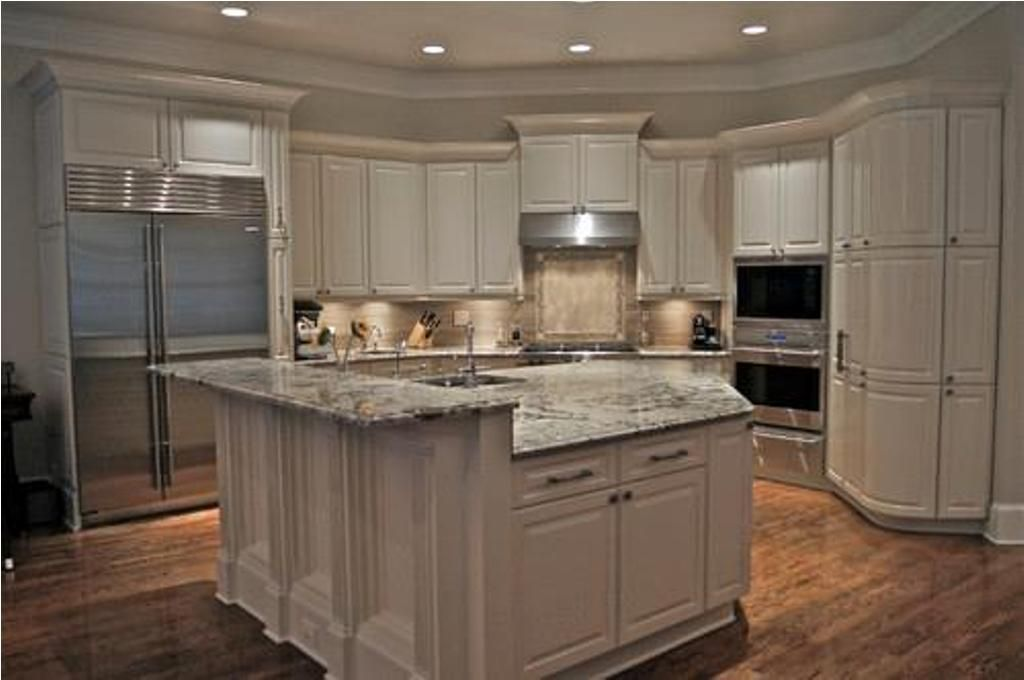 Repainting Kitchen Cabinets Color Ideas   Finish kitchen ...