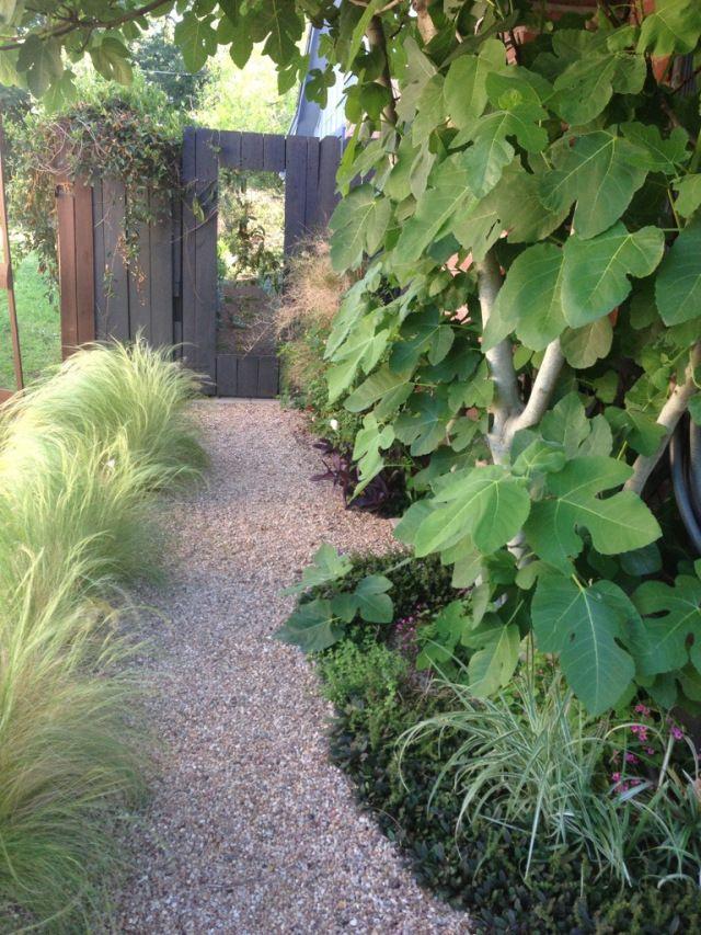 Ideen für den Garten-Wege Bilder-anlegen Tipps J-Jardinería y