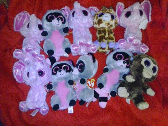 043db687663 Beanie Boo s are ringing up .59 cents with card at CVS