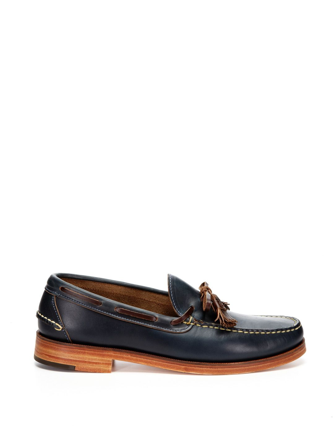 23ef8c17d410 Fryeburg Tassel Loafer by Eastland Made in Maine on Park   Bond ...