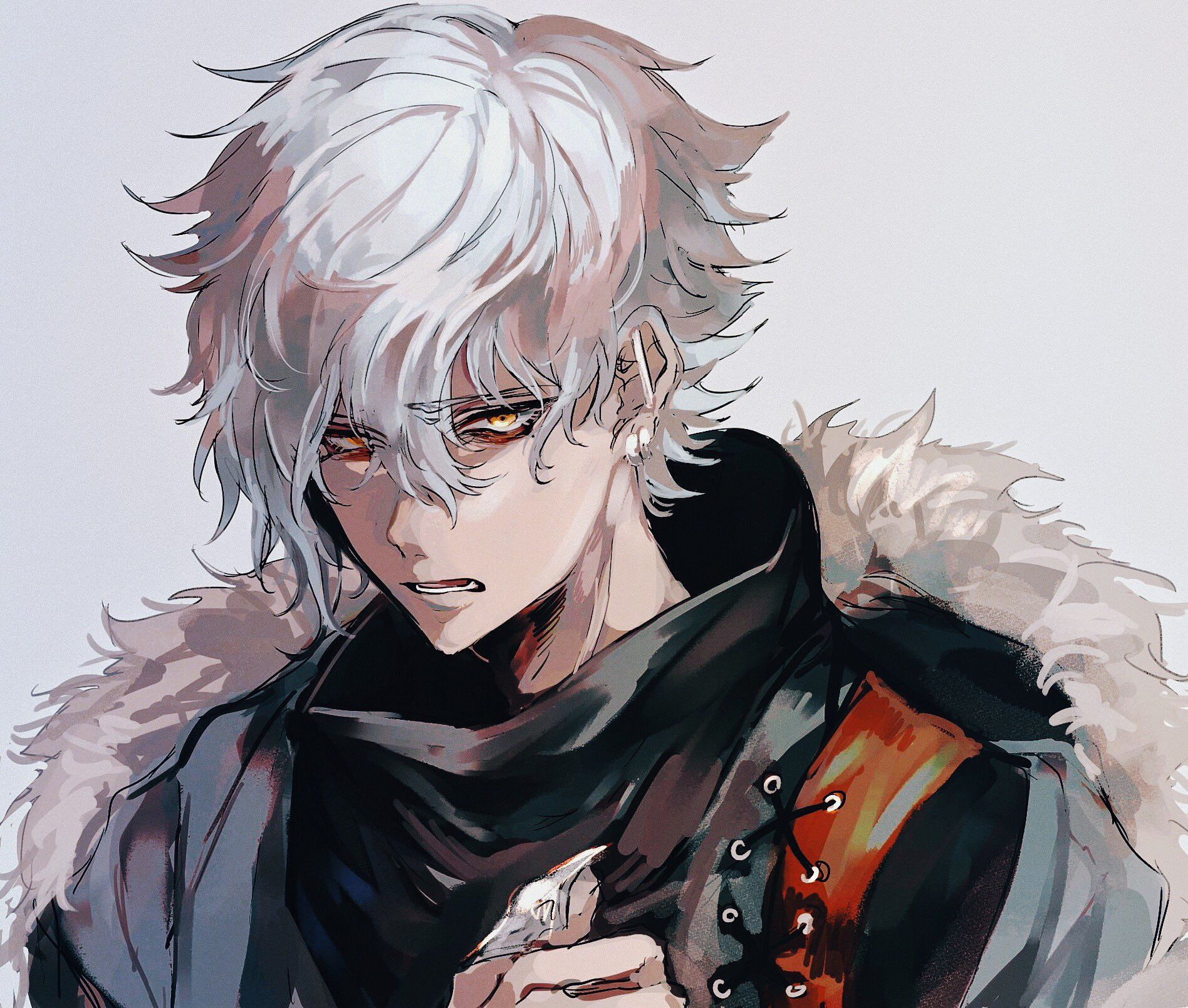 male by Kyo Kyo Anime drawings boy, Handsome anime