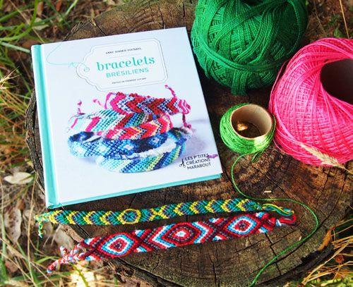 dernière remise livraison rapide New York bracelets brésiliens livre marabout www.tambouille.fr ...