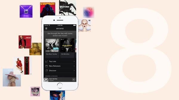 Wie Man Musik Von Spotify Auf Iphone 8 8 Plus Herunterladt Iphone 8 Plus Iphone Iphone 8