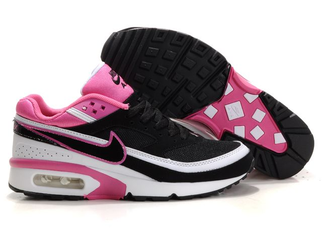 Buy For Sale Womens Nike Air Max BW Shoes BlackWhitePink 453996 from  Reliable For Sale Womens Nike Air Max BW Shoes BlackWhitePink 453996  suppliers