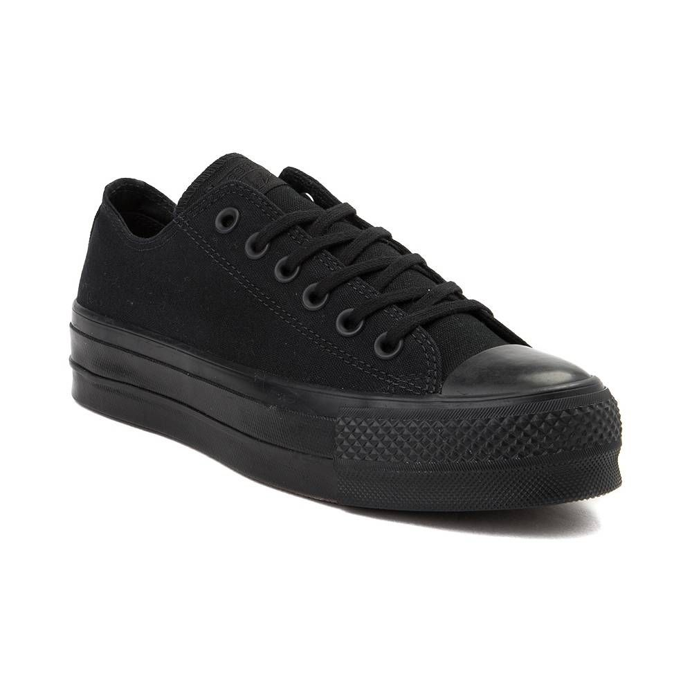 Converse Chuck Taylor All Star Fancy Lo Top Black