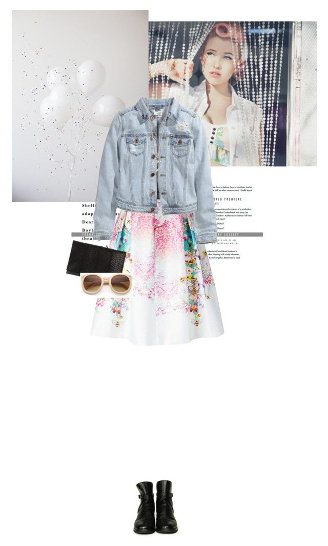 """""""Untitled #1069"""" by the2ndchild ❤ liked on Polyvore"""