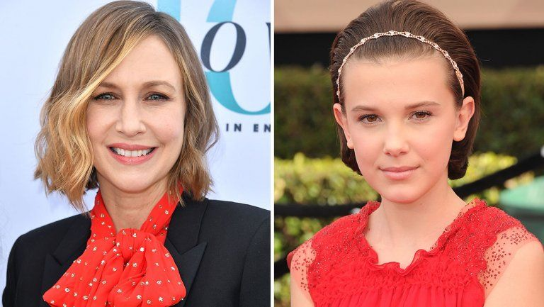 Vera Farmiga To Play Millie Bobby Brown S Mother In Godzilla Sequel Millie Bobby Brown Vera Farmiga Bobby Brown