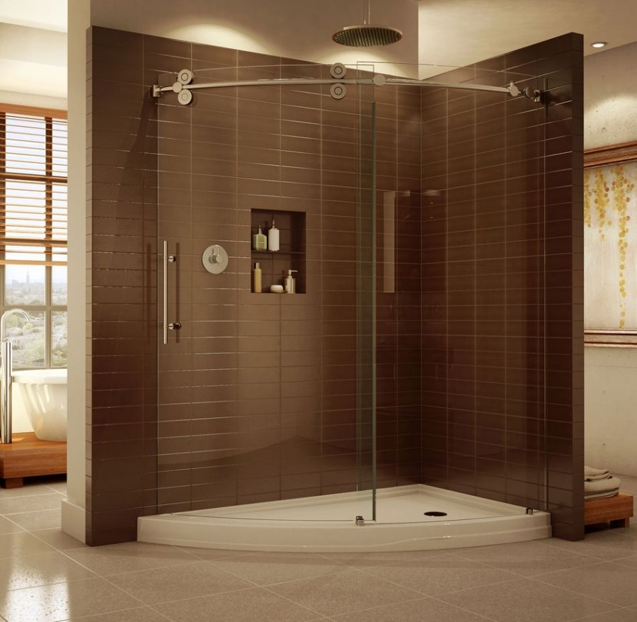 Glass Shower Tub Door Enclosures Screens Acrylic Bases