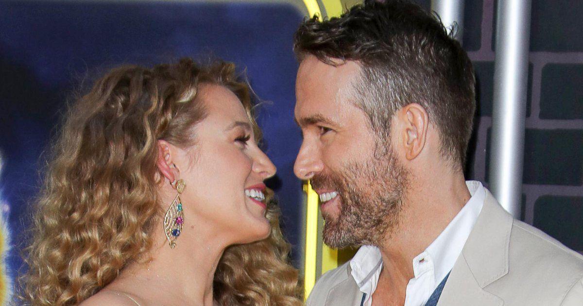 Blake Lively And Reynolds Wedding