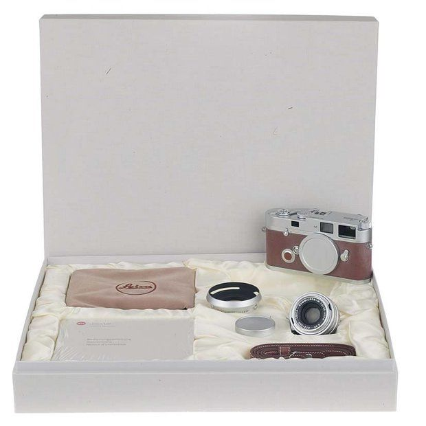 Leica HP Hermes Limited Edition.  Yes please!