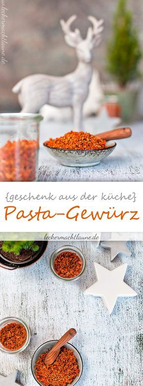 Photo of Pasta spice {gift from the kitchen} | delicious makes you happy