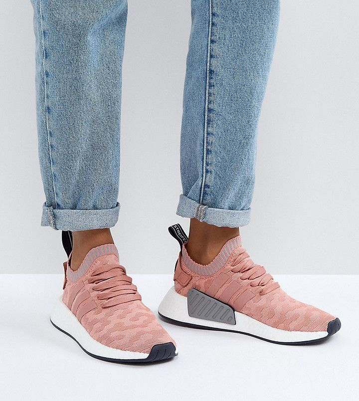 fe9119a9f Adidas adidas Originals NMD R2 Sneakers In Pink teen teenage fashion style  vacation beach college summer + spring womens outfits casual romper first  day ...