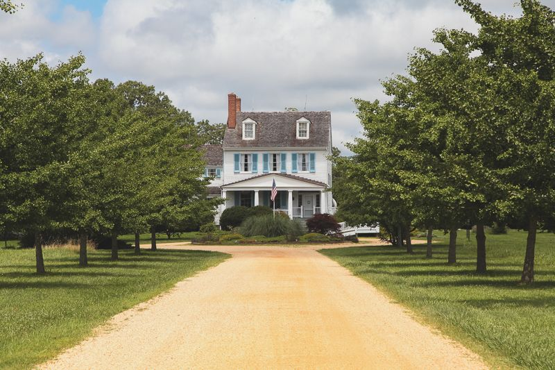 A tour of Historic Southern Maryland wedding venues ...