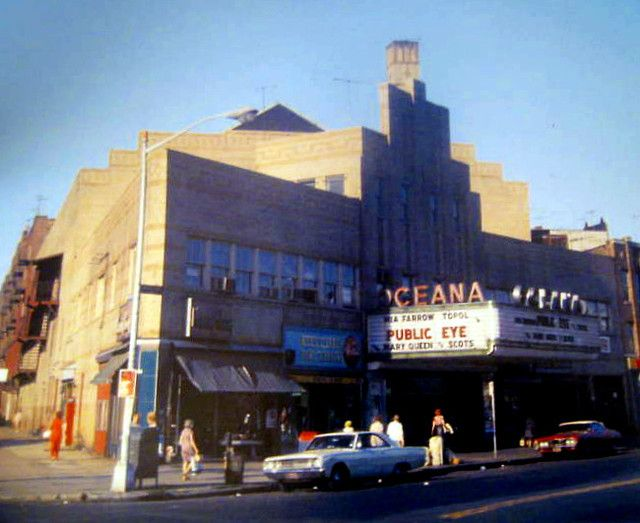 Oceana Movie Theater | Movie Palaces Then & Now | Brooklyn ...