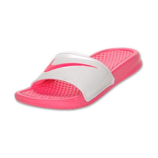 Nike Benassi Swoosh Kids' Slide Sandals