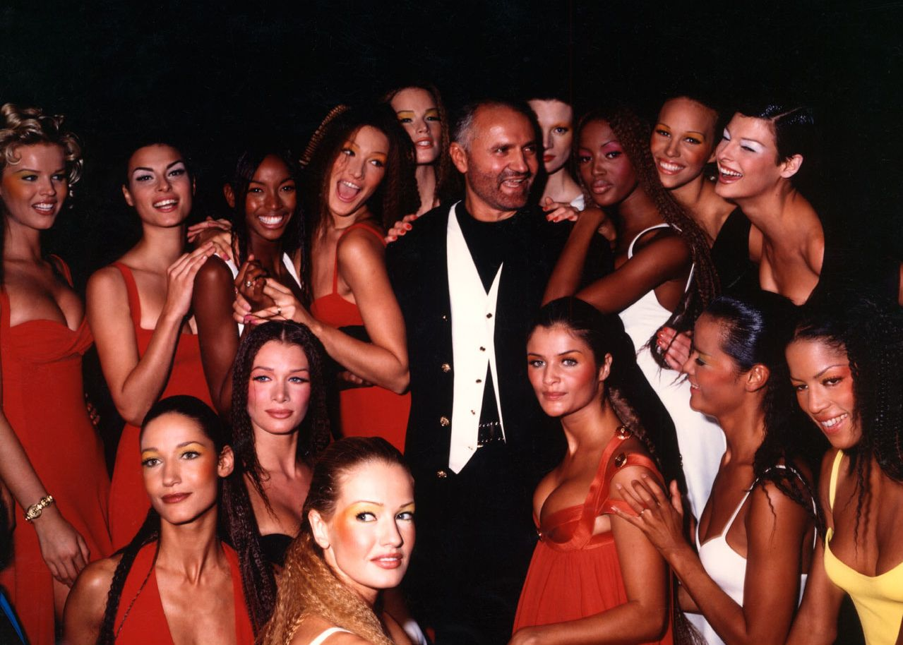 Gianni Versace Pap S S 1993 Gianni Versace Gianni Versace