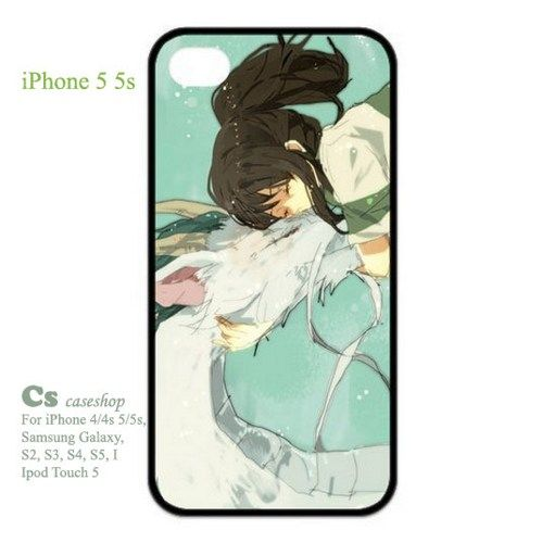 Custom Case Spirited Away HARD case for iphone5 5 s | 5STAR - Accessories on ArtFire
