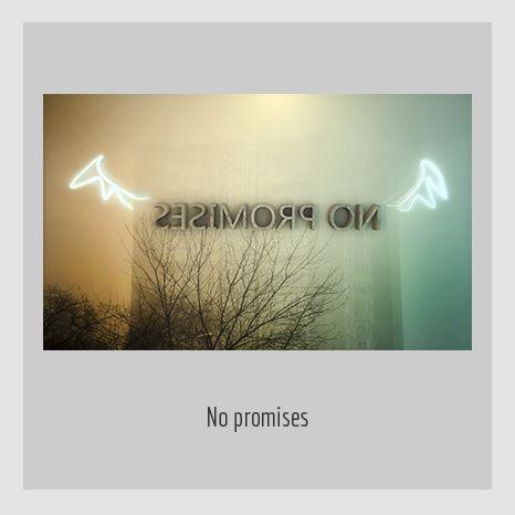 NO-PROMISES.  YENY CASANUEVA Y ALEJANDRO GONZÁLEZ. PROYECTO PROCESUAL ART.