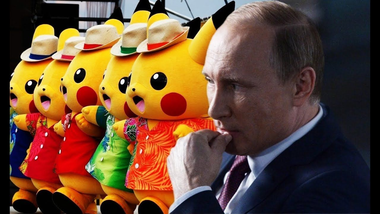 Pokemon Go hack the election: Hilarious new twist in 'Russiagate' saga