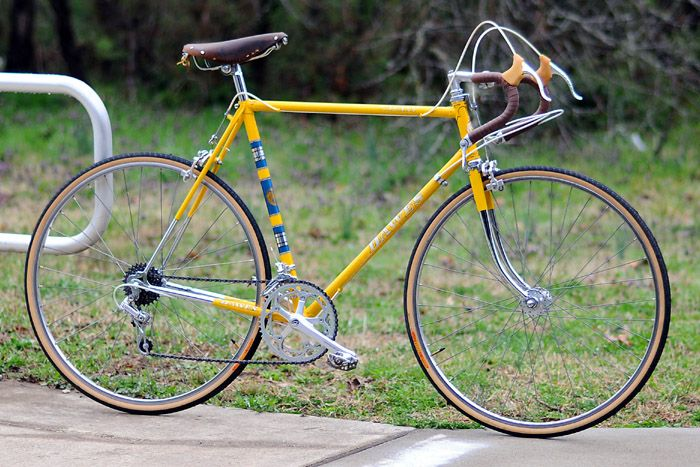 Ots Of The Month Classic Road Bike Bicycle Painting Push Bikes