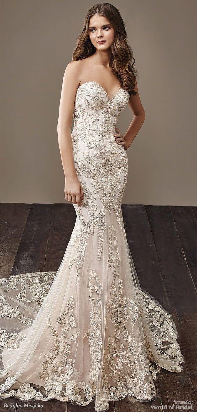 Badgley mischka wedding dresses gowns pinterest wedding