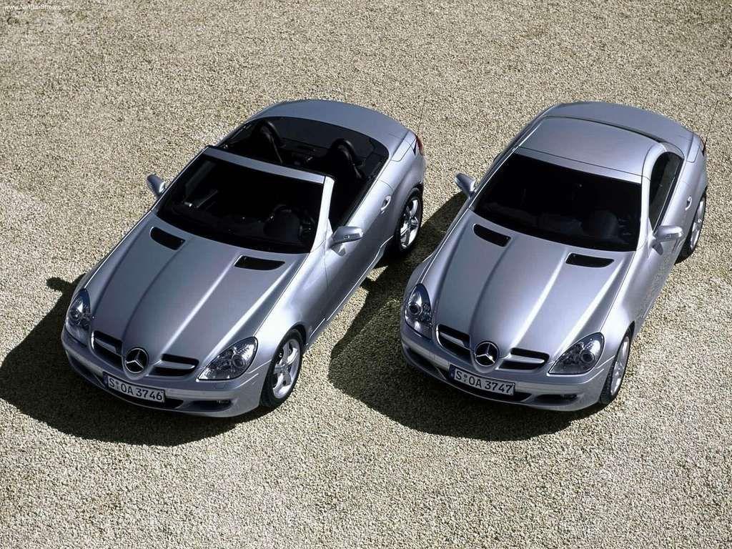 2004 Mercedes Benz Slk R171 With Images Mercedes Benz Slk
