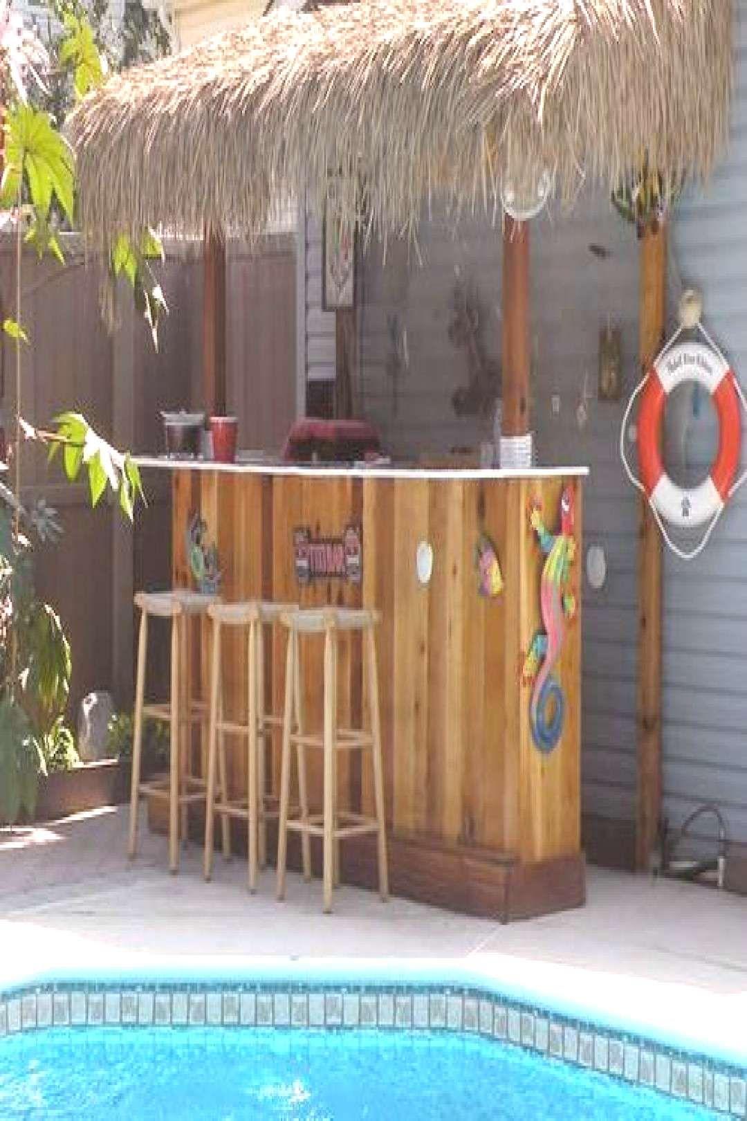 Beach & Tiki Bar Ideas for the Home & Backyard - Outdoor ...