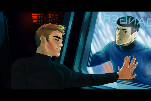 DeviantArt: More Collections Like ST: Into Darkness_ James Tiberius Kirk by applepie1989