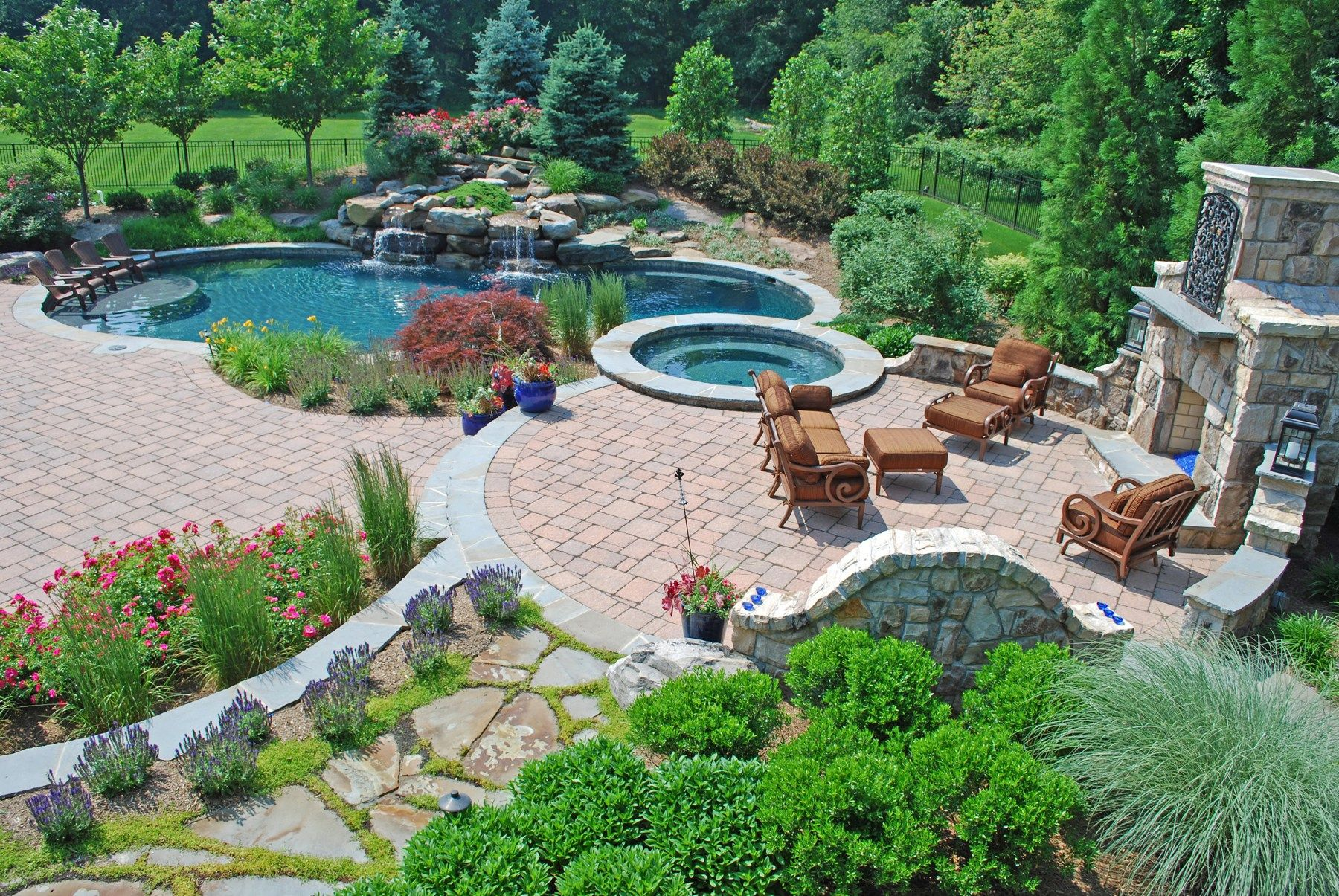 Kane Landscapes A Northern Virginia Landscaping Company Backyard Landscaping Backyard Landscaping Designs Landscape Design
