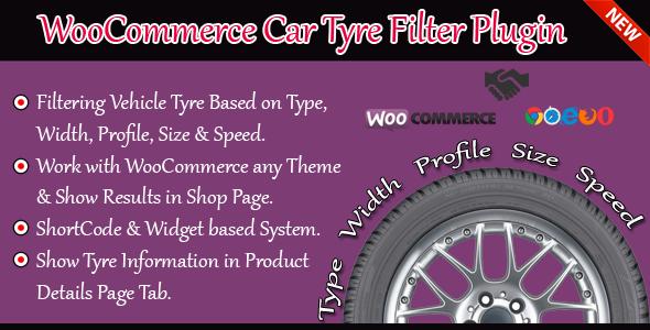 Car Tyre Filter Plugin (With images) Car