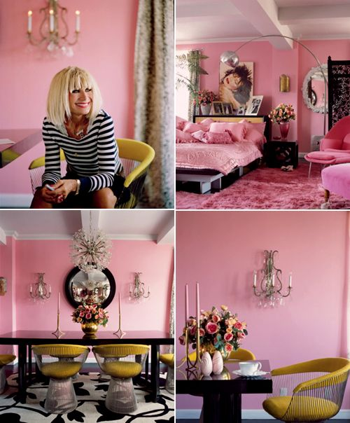 Betsey Johnson S Apartment