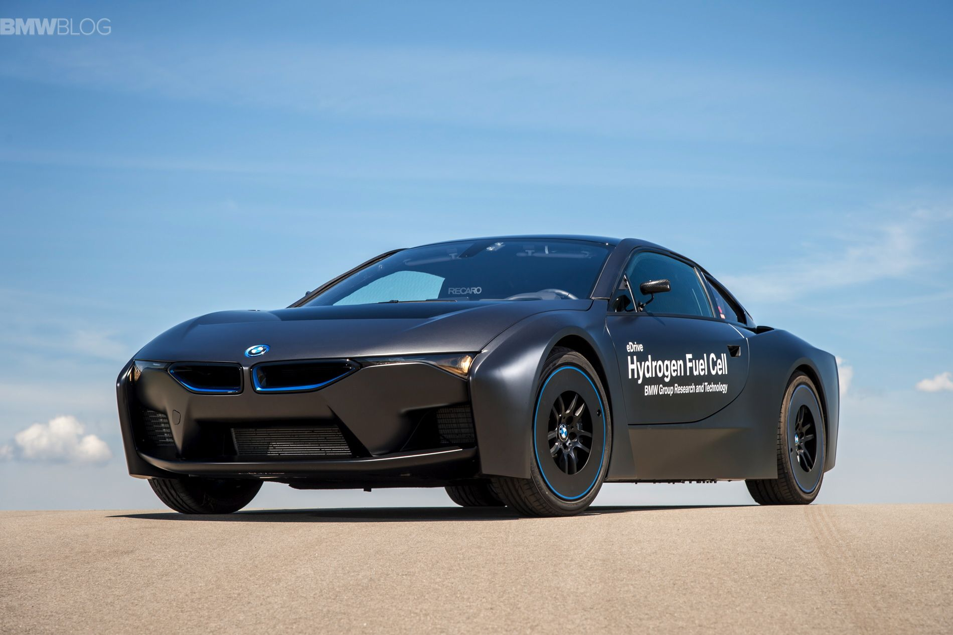 BMW Considers Plugin Hybrids Just a Stepping Stone